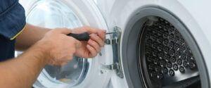 Pyykinpesukoneen huolto